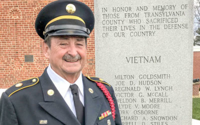 Vietnam Veterans: Jimmy McKinney Traveled With Big Red I