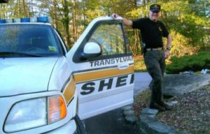 volunteer for transylvania county sheriff office