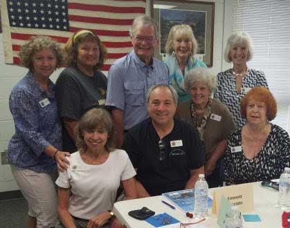 volunteers for veterans history museum