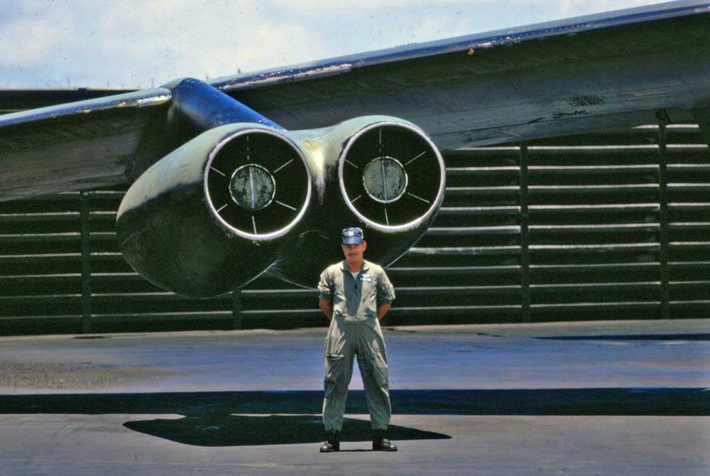 Free lecture: Life and Times in the Black Hole (on a B-52 Bomber in the Vietnam War)