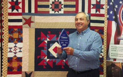 Museum Curator Casciato Receives TV Award