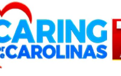 Tune In! Emmett  Casciato honored for Caring for the Carolinas Award