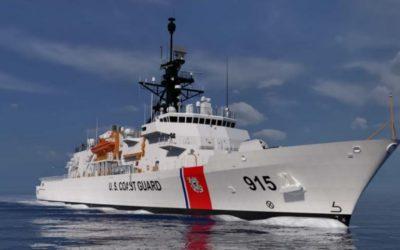 "Coast Guard Veteran to Present ""Coast Guard Rescues, Heroes, and History"