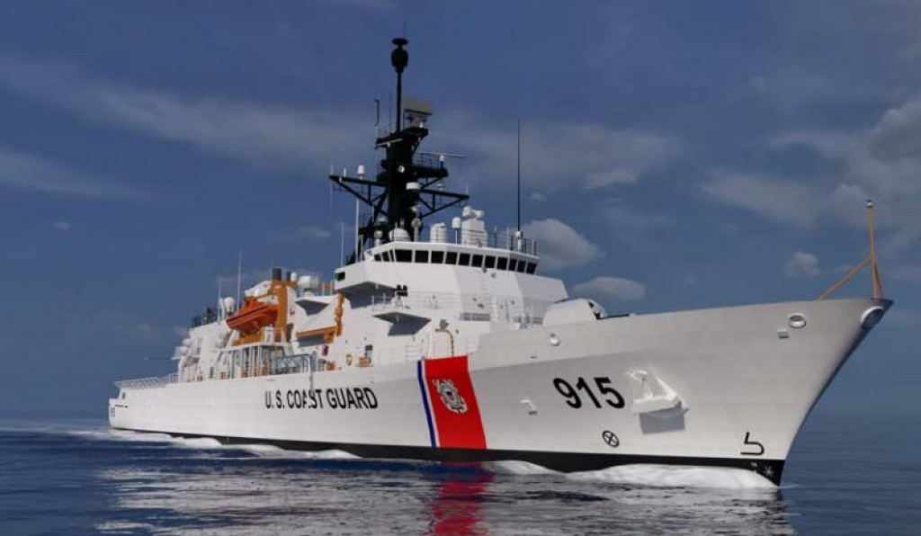 "Coast Guard Veteran to Present ""Coast Guard Rescues, Heroes, and History"