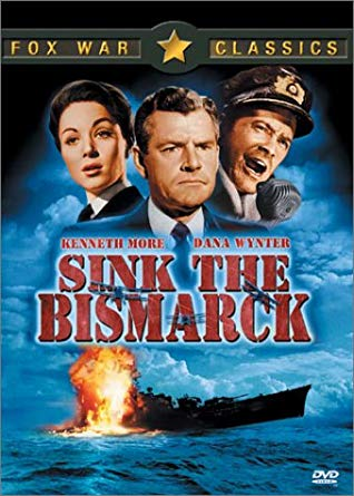Free Movie: Sink the Bismarck Wednesday, July 24