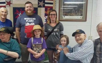WWII Veterans of Western North Carolina: Their Stories in Their Own Words