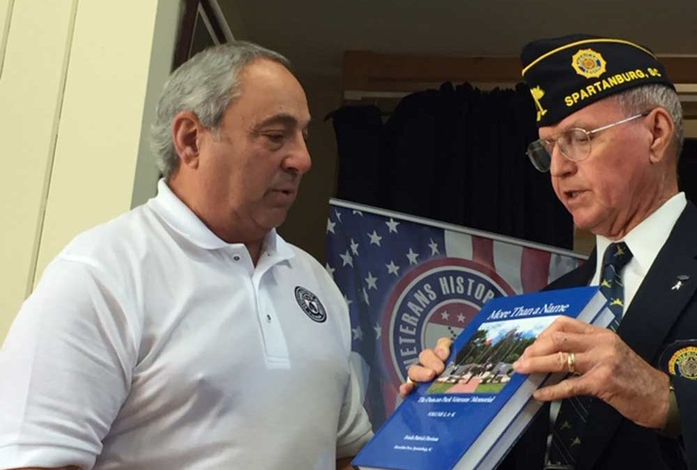 Spartanburg American Legion Post 28 Hosts Veterans History Museum of the Carolinas