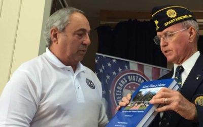 Spartanburg American Legion Post 28 Hosts Veterans History Museum of the Carolinas