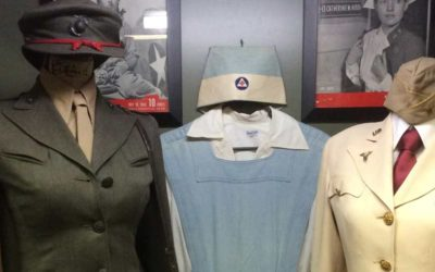 """Women in the Military"" Exhibit"