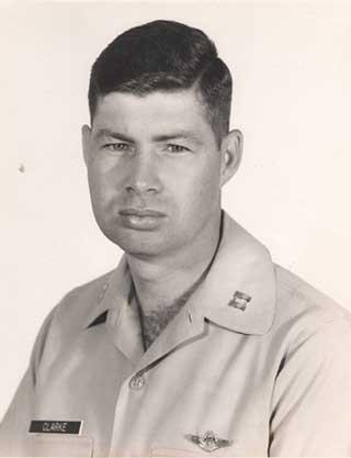 air force pilot in uniform