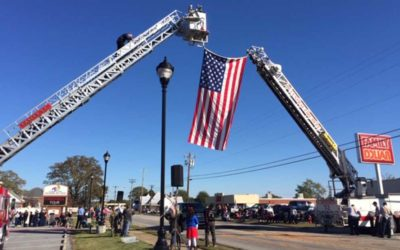 Veterans Museum Participates in Liberty, S.C. Ceremony to Honor Veterans