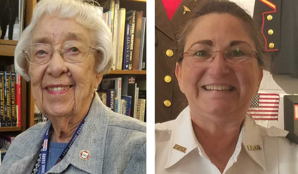 Two Army Nurses to Speak on Nov. 21, 2019