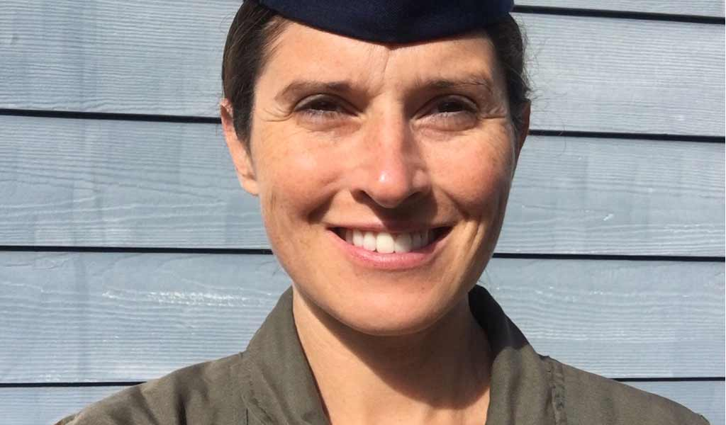 Pilot Major Molly McCarthy will Speak on Women in Aviation – December 5, 2019