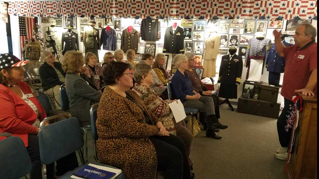 Sacred Heart Ladies Guild Tours Museum