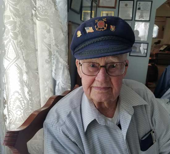retired merchant marine harold wellington