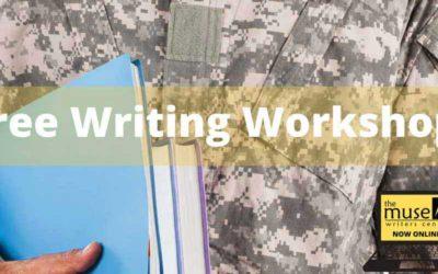 Military Memories & Memoirs Free Online Writing Workshop