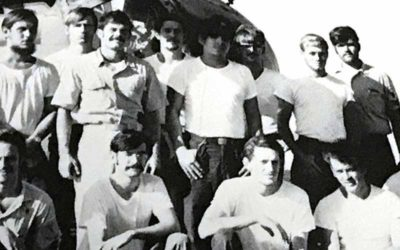A View from the Tonkin Gulf – Reflections of Michael Kuhne, LT, USN.