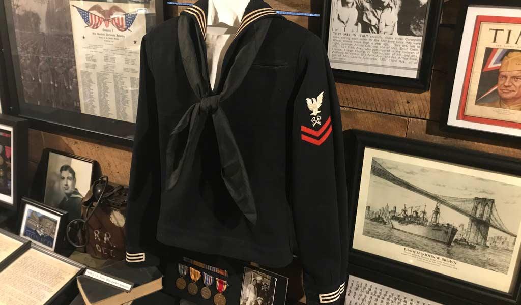Honoring WWII Veteran Amato Casciato