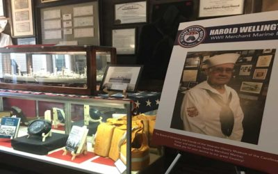 New Merchant Marine Exhibit
