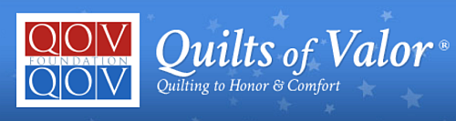 Quilts of Valor Ceremony Sept. 19th
