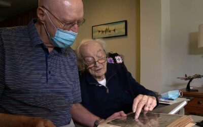 B-17 pilot looks back on his time spent in the skies during World War II