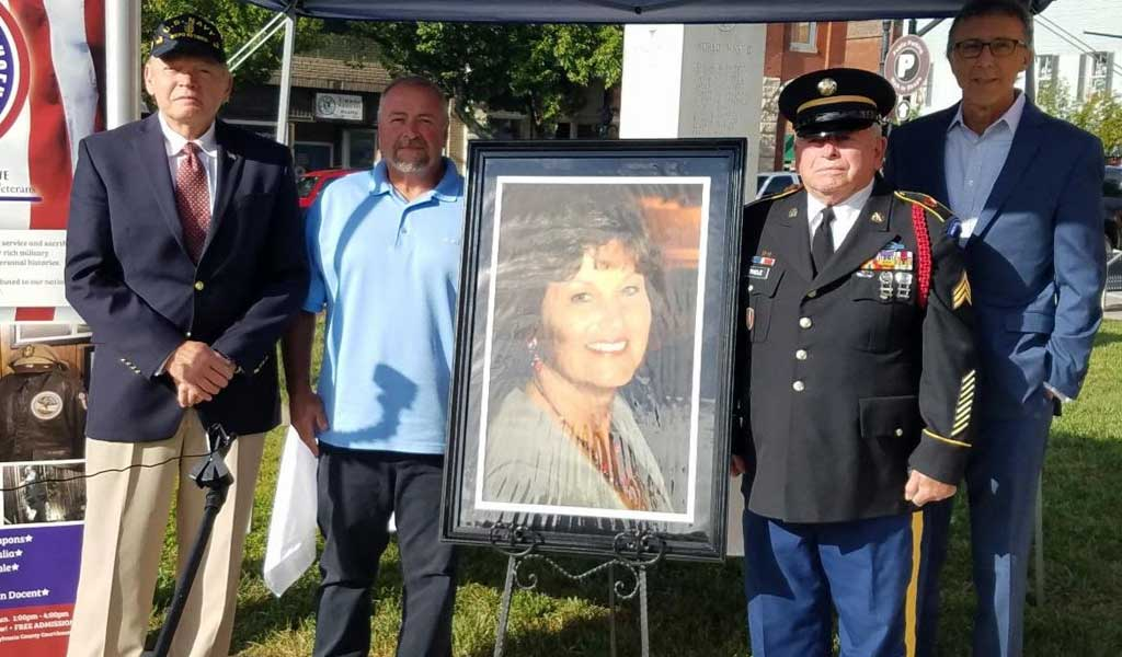 Toni Casciato Remembered and Honored