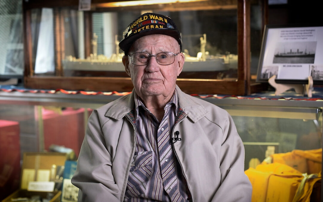 WWII Merchant Mariners Get  Long-Deserved Recognition As Combat Veterans